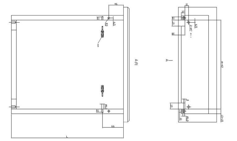 二节隐藏阻尼滑轨底部快捷式安装~承载25--30KG,当抽屉即将关闭时,抽屉自动缓慢的关拢~达到无音的效果!使整套家具更上档次!适用与各类欧式,美式家具及实木家具及整体橱柜上。  开启形式:半开抽屉 滑轨尺寸:400mm 施工间距:5mm 最大负荷:25KG 安装形式:抽屉底部 分离形式:插销式可拆 表面处理:镀锌或按客户要求 滑轨材质:环保镀锌板1.